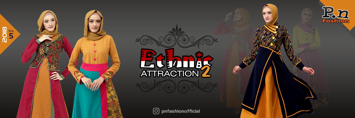 Pn Fashion - Ethnic Attraction 2