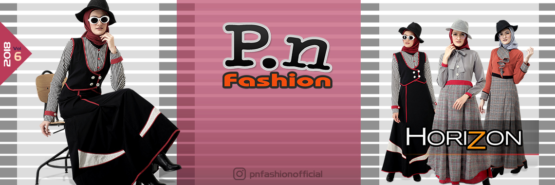 Pn Fashion - Edisi Horizon - 2018 v6