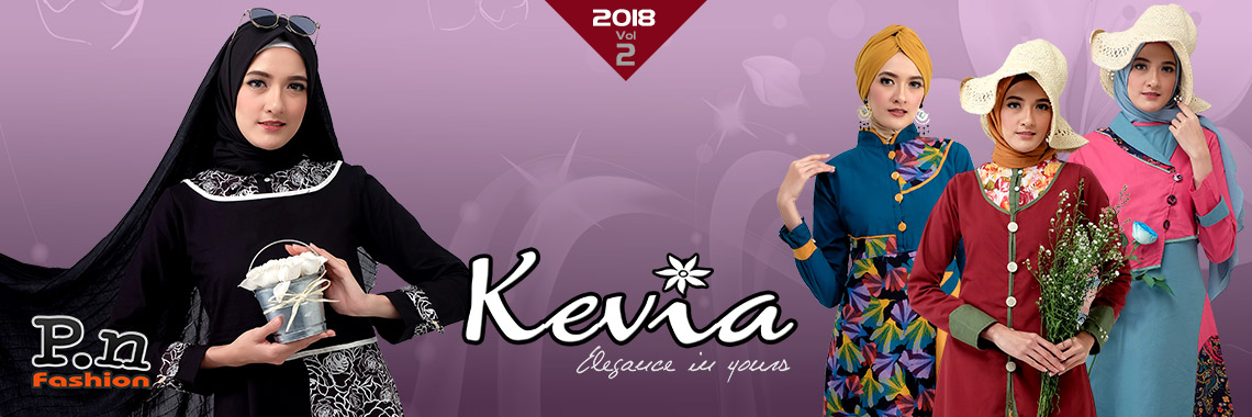 Pn Fashion - Edisi Kevia - 2018 v2