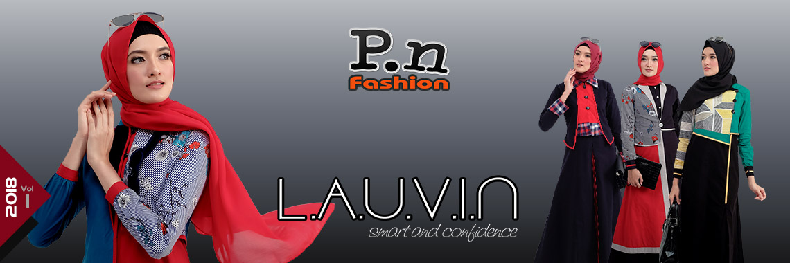 Pn Fashion - Edisi Lauvin - 2018 v1