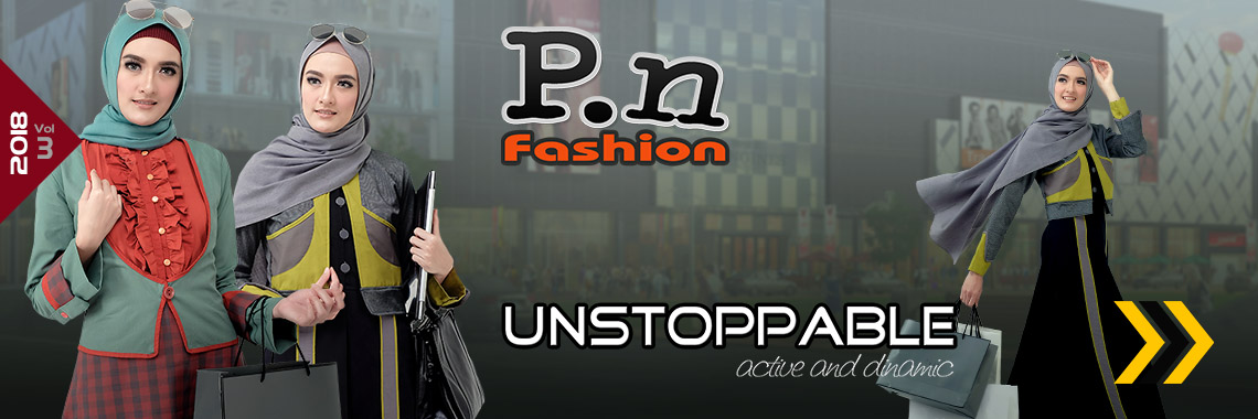 Pn Fashion - Edisi Unstoppable - 2018 v3