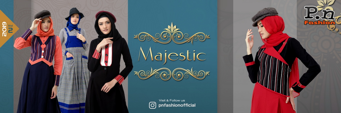 Pn Fashion - Edisi Majestic - 2019 v2